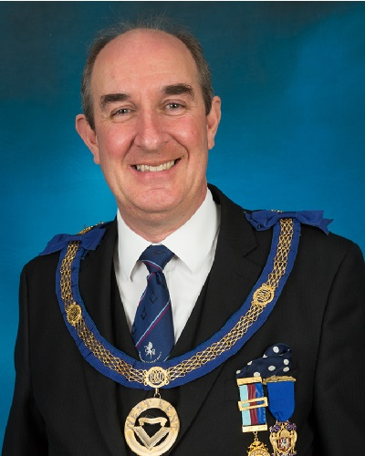 Worshipful Bro. James John Marsh