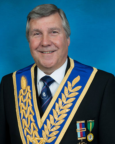 Worshipful Bro. Peter Sawyer