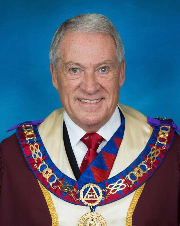 Excellent Companion Alan Cope