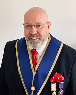 Worshipful Bro. Neil Dale